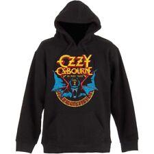 Ozzy Osbourne Bat Live Logo Official Unisex Hoodie Hooded Top