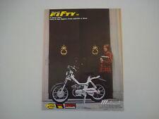 advertising Pubblicità 1978 MALAGUTI FIFTY HF 50