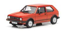 VW GOLF MKI SERIE 2 GTI MARS RED VANGUARDS VA12003 1/43