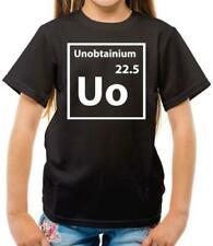 Unobtainium (Periodic Table) - Kids T-Shirt - Element - Science - Scientist-Geek