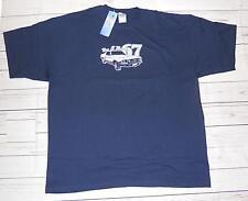T-shirt  FORD Mustang 1967 con cartellino ORIGINALE blu XXL