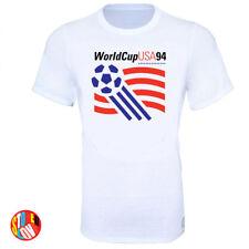 WM USA 1994 Fußball Fussball Retro Vintage T-Shirt Kinder und Erwachsene Größe