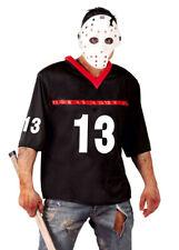 Mens Halloween Jason Style Hockey Costume
