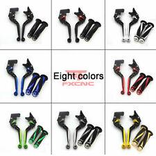 For Kawasaki ZX10R 2006-2015 Z1000 07-2016 Fold Extend Brake Clutch Levers Grips