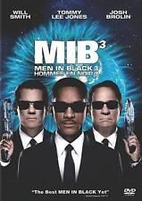 Men in Black 3 (DVD, 2012, Audio, English, Francais & Espanol)