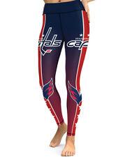 Washington Capitals Women Leggings Small-XXL NHL Hockey Christmas Gift Yoga Pant