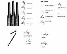 Avon Glimmerstick eyeliner - Black - Navy - Grey - Blue - Plum - Brown - Emerald