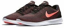 Nike Damen Gratis Rn Schwarz / Lava Glühend 831509-008 Gr.6 - 10