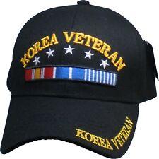 Korea Veteran Stars & Ribbons Mens Cap