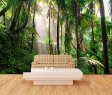 3D Arbusto Alto 44 Parete Murale Foto Carta da parati immagine sfondo muro stamp