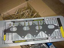 Zetec paper type 1.8 16v silvertop inlet manifold gasket