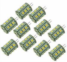10x 12v AC / DC G4 Base 24 LEDs Bulb for Malibu / Intermatic Landscape light