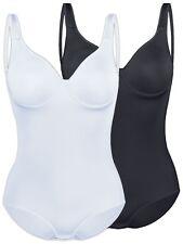 Sassa Body Control Pack of 2 Underwire Bodysuit 903 34-42 B-D