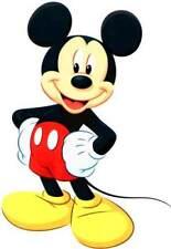 Walt Disney's MICKEY MOUSE Full Body Promotional Pose Window Art Stick-On - NEW