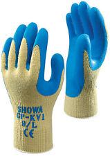 Showa gp-kv1 Kevlar Grip Guantes-Cortar resistente-todos Los Tamaños