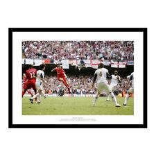 Steven Gerrard vincere obiettivo Liverpool 2006 la FA Cup Final FOTO cimeli (221)