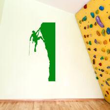 Pianta rampicante Da Arrampicata Uomo Muro Finestra Adesivi Decalcomanie divertente bambini Decor Vinyl A128