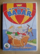 DVD Le grand voyage de Babar (Neuf)