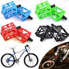 """Fahrrad Pedale MTB BMX Pedale Radfahren Plattform Pedale 916 Aluminium 9/16"""""""