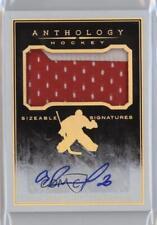 2015-16 Panini Anthology #SS-VT Vladislav Tretiak Auto Autographed Hockey Card