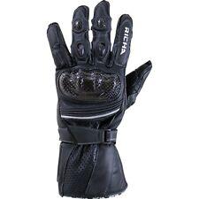 Richa Ravine Sports Race Carbon Fibre Motorcycle Gloves Black
