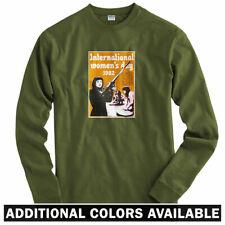 International Women's Day Long Sleeve T-shirt LS - Feminism Feminist Men / Youth