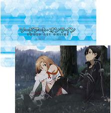 New Sword Art Online - Kirito & Asuna Clear File  USA Seller!
