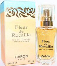 FLEUR DE ROCAILLE 1.0 OZ EDT SPRAY FOR WOMEN NEW IN A BOX BY CARON