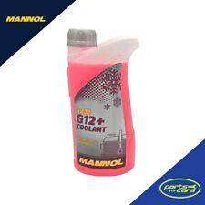 MANNOL - G12+ RED  ANTI FREEZE -30 DEGREES - MN4312-1