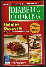 Diabetic Cooking November December 2009 Holiday Dessert