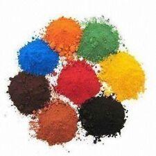 Braun, Farbpigment, Eisenoxid, zum Einfärben von Mörtel, Beton, Epoxid, Harz