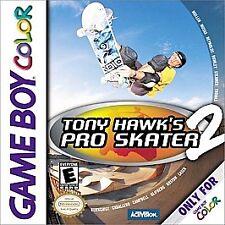 Tony Hawk's Pro Skater 2 (Nintendo Game Boy Color, 2000)CARTRIDGE ONLY