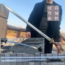 Sword Combat Steel Blade Sharp Camping Car Outdoor Cactivities Battle Ready#1785