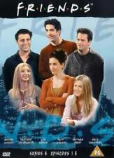 Friends: Series 6 - Episodes 1-8 [DVD] [1995], Very Good DVD, Maggie Wheeler, Ch