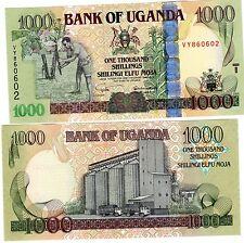Ouganda UGANDA Billet 1000 Shillings 2005 P43 NEUF UNC