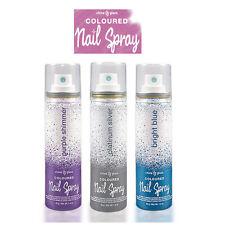 China Glaze Nail Spray Purple Silver Blue 1.4 oz . Your Choice.