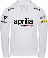 FELPA APRILIA RSV4 Factory t-shirt polo maglietta maglia max biaggi sbk ducati B