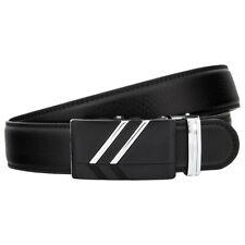 Raster Automatik Gürtel schwarz Automatic Belt black G315