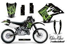 AMR RACING MOTORCYCLE GRAPHIC STICKER MX WRAP KIT KAWASAKI KDX 200 220 95-08 RGK