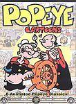 Popeye Cartoons - 8 Animated Popeye Clas DVD