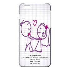 Cover Case Custodia Apple iPhone Love You Personalizzata