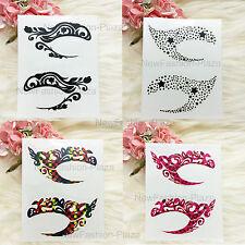 Brand New Temporary Eye Tattoo Transfers&Eyeliner Sticker&shadow Sticker 3