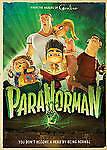 ParaNorman (DVD, 2012, Canadian) NEW