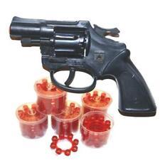 REVOLVER OLLY Spielzeug 8-Schuss Knall-Pistole für Karneval Fasching AUSWAHL
