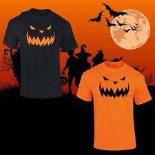 Halloween costume cheap pumpkin horror fancy dress bargain top T-SHIRT Mens