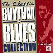 Classic Rhythm & Blues Collection  FIFTIES CD Time Life BRAND NEW-FREE SHIP USA