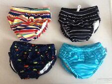 Fashy Boys Swim Nappy Diaper Baby Toddler Reusable Swim Pants Trunks Waterproof