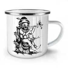 Pinochio Wood Fantasy NEW Enamel Tea Mug 10 oz   Wellcoda