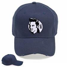 Elvis Presley Funny Designer Embroidered Vintage Hat Cap Snapback Weathered