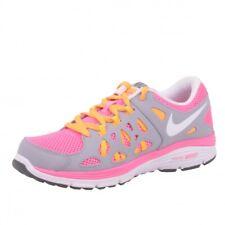 Nike dual Fusion run2 (GS) zapato de mujer zapatos zapatillas mentecato zapatillas de deporte White